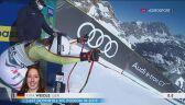 Kira Weidle druga w zjeździe podczas MŚ w narciarstwie alpejskim