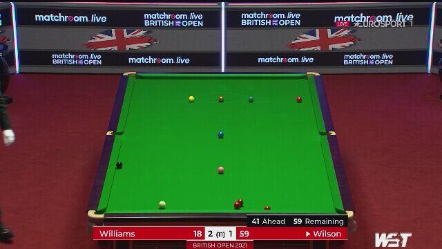 Wilson doprowadził do kolejnego remisu w finale British Open