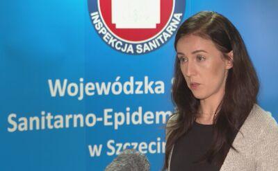 Sanepid podejrzewa odrę u 30 osób w Zachodniopomorskiem