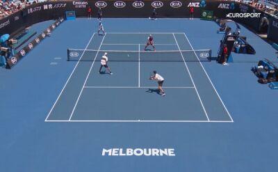 Kubot i Zeballos awansowali do ćwierćfinału Australian Open