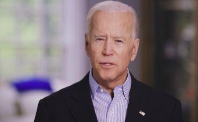 """""""Ogłaszam moją kandydaturę na prezydenta Stanów Zjednoczonych"""""""