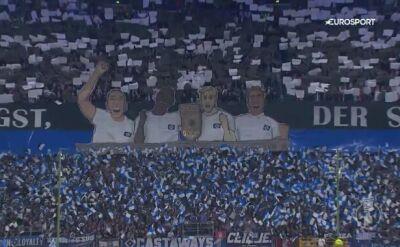 Skrót meczu HSV - RB Lipsk w półfinale Pucharu Niemiec