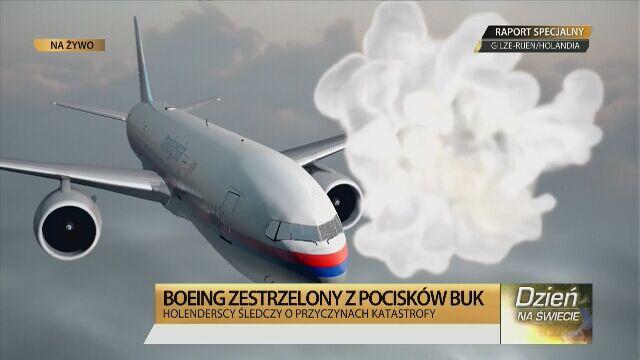 """""""Ktoś zestrzelił nasz samolot i może mu to ujść na sucho? Nie może być"""""""