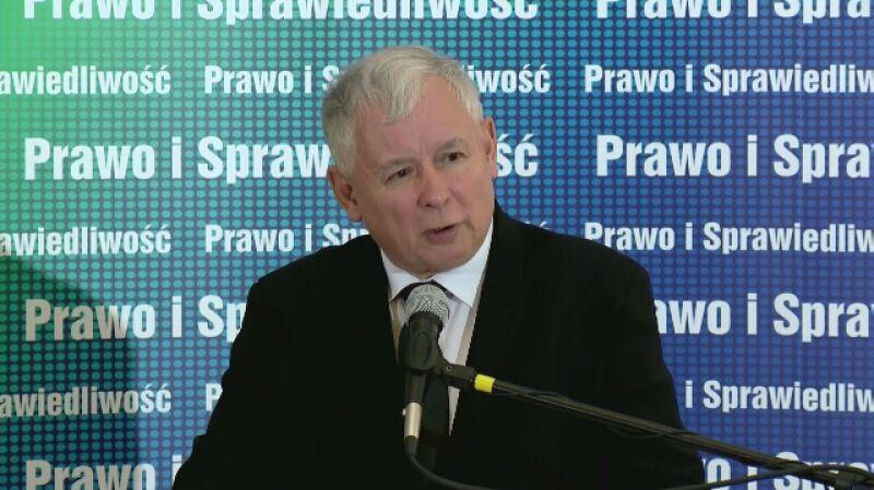 Kaczyński zastanawia się, czy uchodźcy sprowadzą do Polski choroby