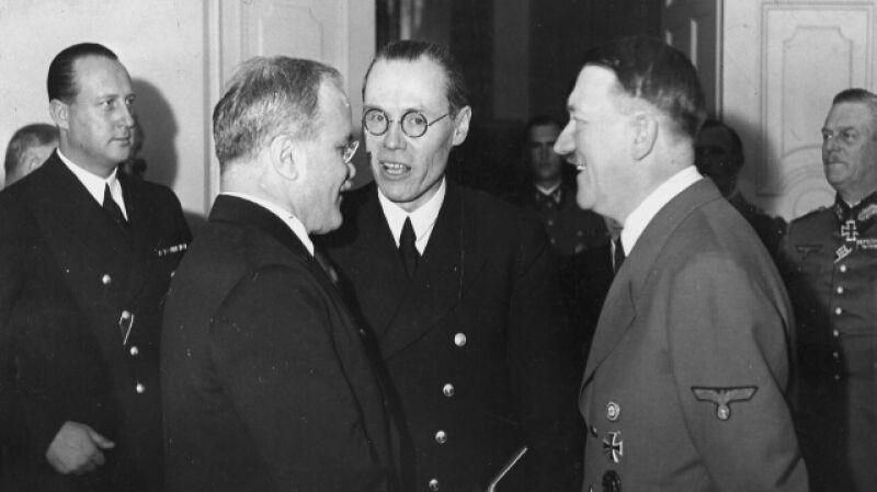 Roger Moorhouse: Hitler dążył do ekspansji na Wschód, przeciw Polsce