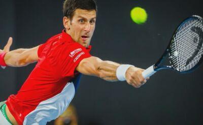 Djokovic - Anderson ATP Cup