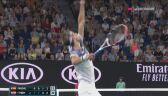 Pani sędzia z znakomitym refleksem na meczu Thiem - Nadal