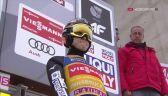 Skok Ryoyu Kobayashiego w 2. serii w Innsbrucku