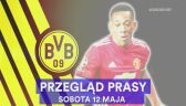 BVB marzy o Martialu, United chce Pulisicia i gotówkę