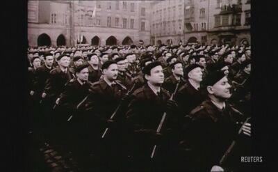 Inwazja na Czechosłowację w 1968 roku