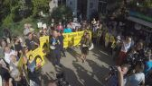 Protesty przed KRS w obronie sędziów, którzy będą zeznawać przed rzecznikiem dyscyplinarnym