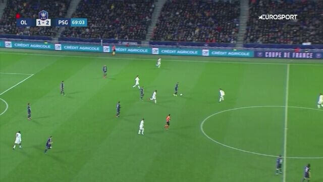 Kylian Mbappe niczym brazylijski Ronaldo, cudowny gol napastnika PSG