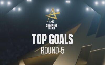 TOP 10 goli 5. kolejki Ligi Mistrzów