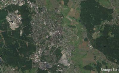 Jaworzno w województwie śląskim