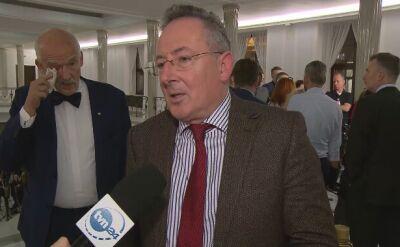 Sienkiewicz i Korwin-Mikke o anulowanym głosowaniu