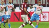 Milan mierzył się z Napoli w hicie Serie A