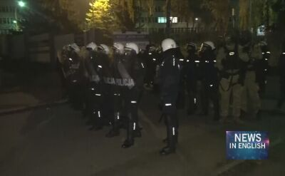 Poland. Fatal shooting of 21-year-old sparks protest in Konin