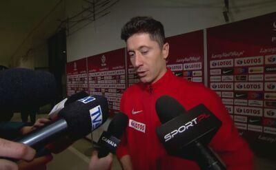 Lewandowski: zasłużone zwycięstwo. Wiemy nad czym mamy pracować