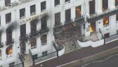 Pożar hotelu Claremont