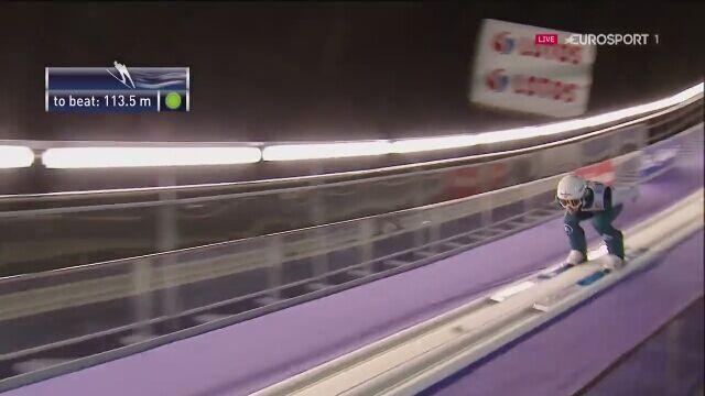 Pierwszy upadek w nowym sezonie PŚ. Pech Deckera Deana