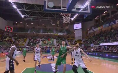 Czwarte zwycięstwo Stelmetu Zielona Góra w Lidze VTB