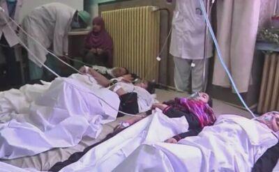 Afgańskie dziewczęta bywają atakowane za naukę szkolną