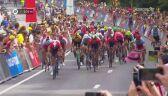 Mike Teunissen wygrał pierwszy etap Tour de France