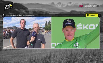Podsumowanie 2. etapu Tour de France