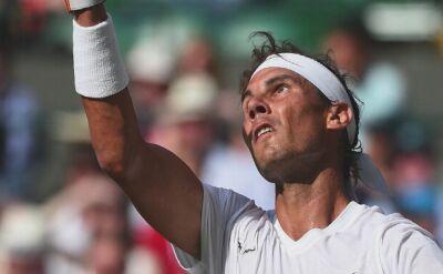 Rafael Nadal już trafił do historii tenisa