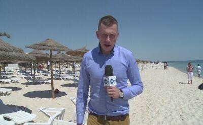 """""""Będziemy po prostu ostrożniejsi"""". Plaża, na której dokonano zamachu wraca do życia"""