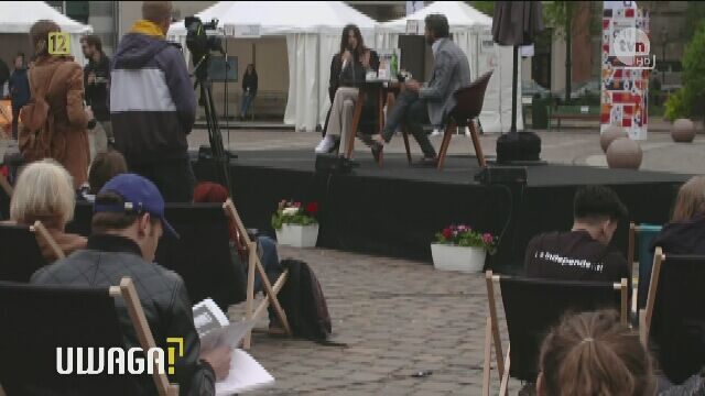 """Święto kina pod Wawelem. Cały program """"Uwaga!"""" TVN"""