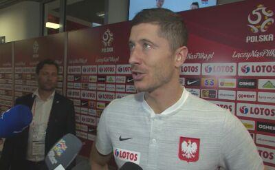 Lewandowski: Piątek poczuł pewność siebie