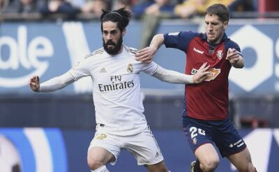 Osasuna Real Madryt