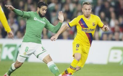Betis Sewilla - FC Barcelona