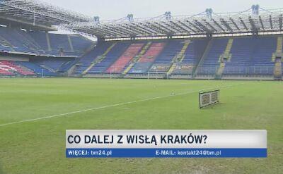 Co dalej z Wisłą Kraków?