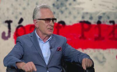 """Profesor Andrzej Chwalba w programie """"Sto lat niepodległości"""""""