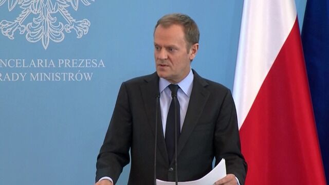 Tusk: To nieprawda, że nie ma możliwości rozmowy z rządem