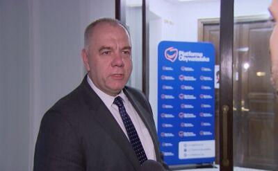 Sasin: rozmawialiśmy o najbliższym posiedzeniu Sejmu