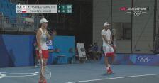 Tokio. Tenis: Świątek i Kubot odpadli z rywalizacji w mikście