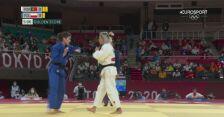 Tokio. Judo: wygrana Kowalczyk z Monteiro w kat. 57 kg
