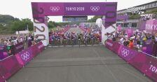 Tokio. MTB: start olimpijskiego wyścigu mężczyzn