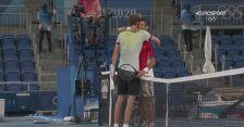 Tokio. Zverev-Djokovic. Skrót półfinału w tenisie