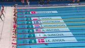 Tokio. Katarzyna Wasick awansowała do półfinału 50m stylem dowolnym
