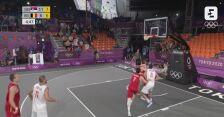 Tokio. Serbowie zdobyli brąz w koszykówce 3x3