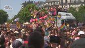 Paryż. Parada Równości w 2019 roku