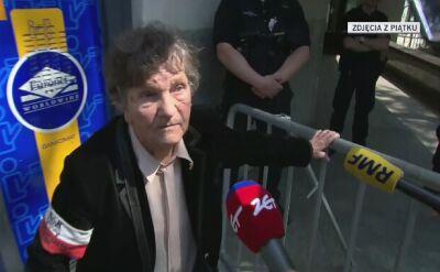 Janina Ochojska i Wanda Traczyk-Stawska bez zgody na wejście do Sejmu