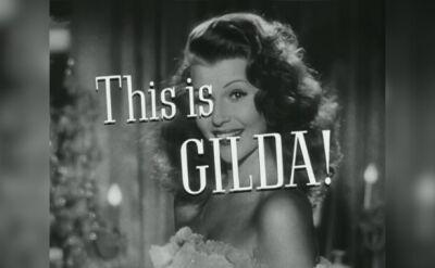 """Trailer z najsłynniejszego filmu Rity Hayworth """"Gilda"""""""