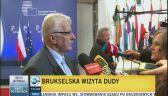 Minister spraw zagranicznych o spotkaniu Duda-Tusk