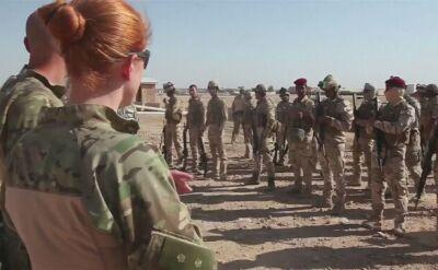 """Amerykanie na lądzie w Syrii? Materiał """"Faktów z zagranicy"""""""