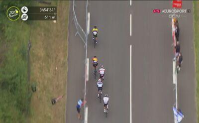 Tadej Pogacar wygrał 9. etap Tour de France
